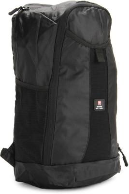 Swiss Military Backpack(Black)