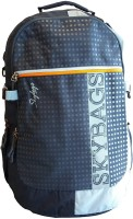 Skybags Lazer Plus 01 Blue 25 L Backpack