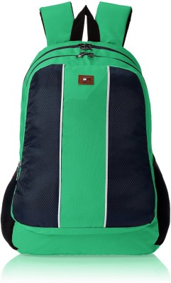 Tommy Hilfiger BeaconGRN 15 L Backpack(Green)
