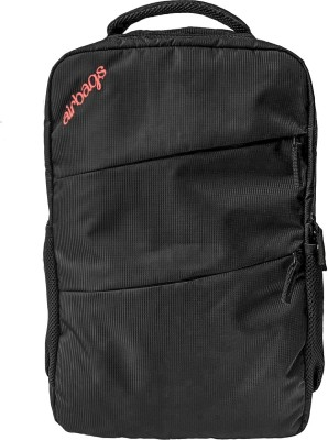 airbags 15.6 inch flash black 33 L Laptop Backpack