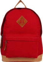 Anekaant Basic 16 L Backpack(Red)