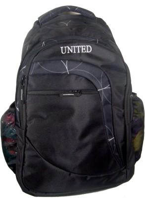 United Bags Circles Pi 35 L Medium Laptop Backpack