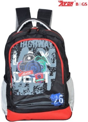 Avon AVON-HP-BP -BLKRED 30 L Backpack