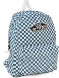 VANS Vans Checkerboard Backpack (White, ...