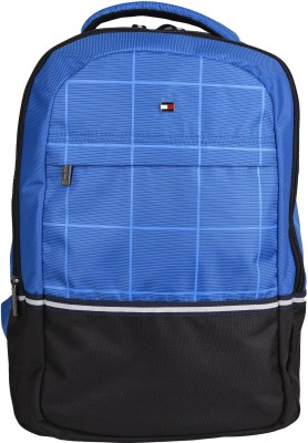 Tommy Hilfiger Biker Club Atlas 21.6 L Medium Laptop Backpack