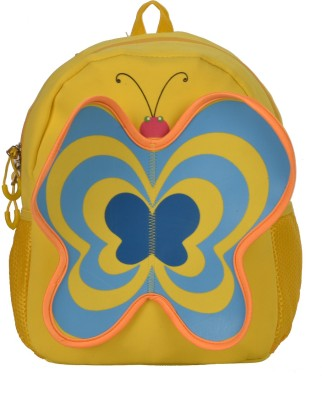 Supasac Butterfly Type 8 L Free Size Backpack