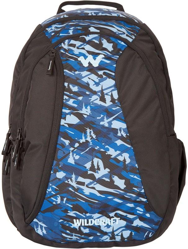 Wildcraft Camo 3 31 L Backpack(Blue) ee682e1a15970