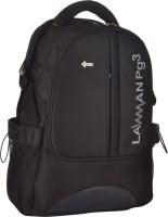 LAWMAN PG3 NA 24 L Backpack(BLACK)