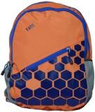 Yark 2402 Day Pack 22 L Backpack (Orange...