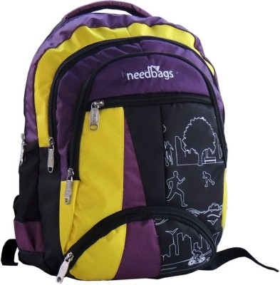 NEEDBAGS 400862 P 17 L Laptop Backpack