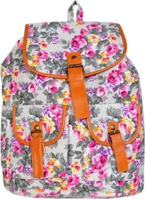 AVANEESH TRENDY ROSE BEIJE 10 L Backpack