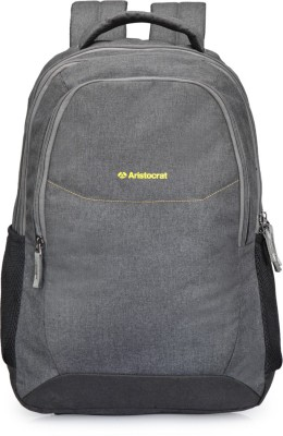 Aristocrat Dio 03 Grey 25 L Backpack