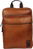 Tortoise Leather 31 L Backpack (Brown)