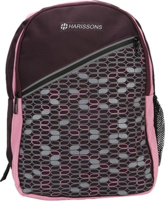 Harissons Curricula 33 L Free Size Backpack