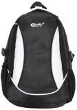 Comfy K10 20 L Backpack (Black, White)