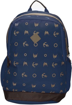 President Bags Anchor Blue 40 L Backpack