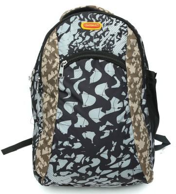 Duckback hs130blkgreenprint 5 L Backpack