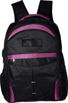 Ideal Elite Promo Pink and Black 25 L Laptop Backpack
