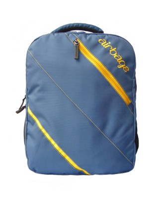 airbags 15.6 inch Alta blue 3.5 L Laptop Backpack