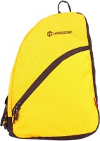 Harissons Unimode 11 L Backpack(Yellow) best price on Flipkart @ Rs. 799