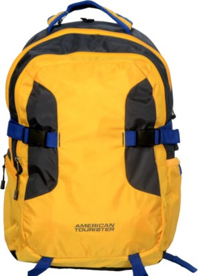 American Tourister Buzz 05 Yellow 20 L Backpack