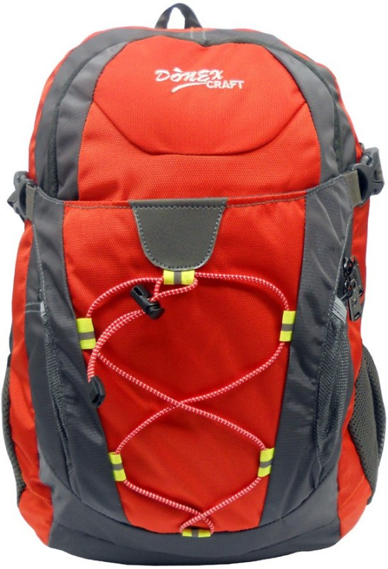 Donex 59415A 29 L Medium Backpack(Red)