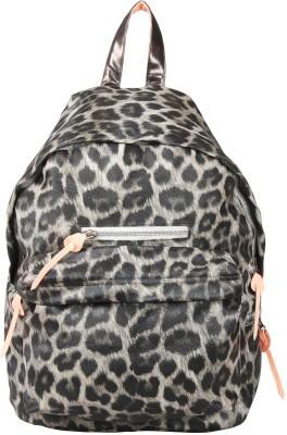 Harp Dallas leopard Print backpack 12 L , 12 L Laptop Backpack