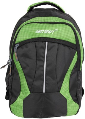 Justcraft Butterfly 22 L Backpack(Green)