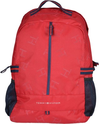 Tommy Hilfiger Biker Club Alaska 23.6 L Medium Laptop Backpack