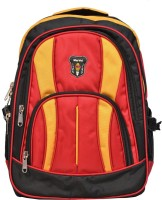 Rr Rainbow President 30 L Laptop Backpack(Red, Yellow, Black)
