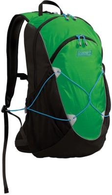 Coleman Glacier Basin (345 Grams) Green-Black 15 L Backpack