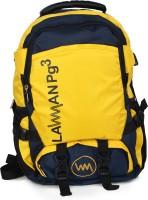 LAWMAN PG3 LAW STARBIRD BGPK BLUE YELLOW 2.5 L Backpack