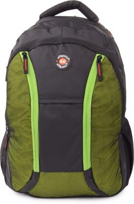 ALLIGATOR ALBP 3003 BLACK GREEN 10 L Backpack