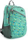 High Sierra Cycle Backpack (Blue)