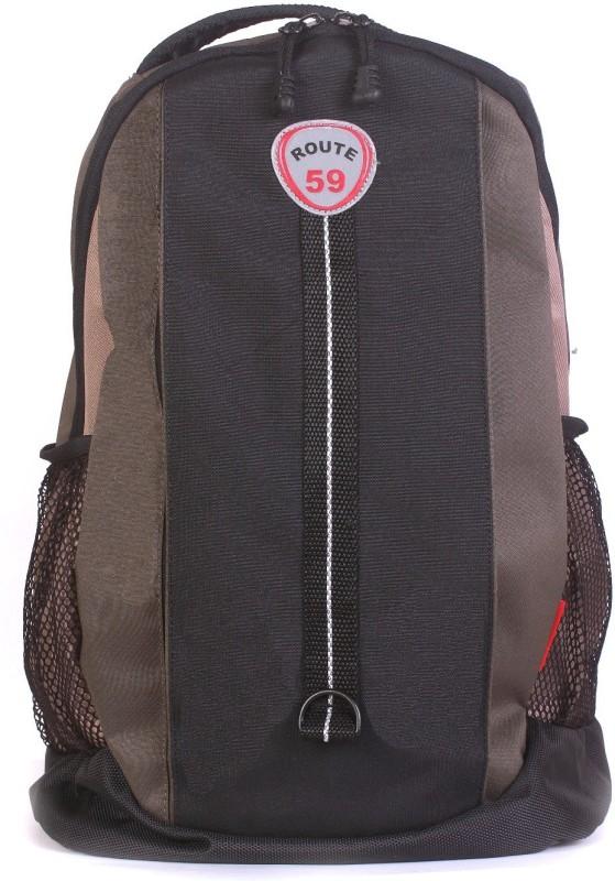 Harissons Torque 26 L Laptop Backpack(Green) best price on Flipkart @ Rs. 699