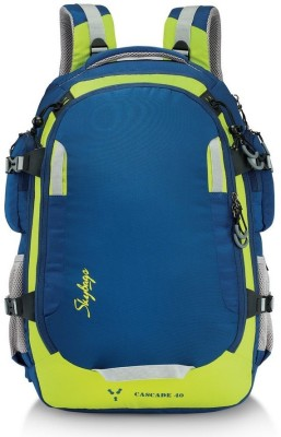 Skybags Cascade 40 Blue 40 L Laptop Backpack