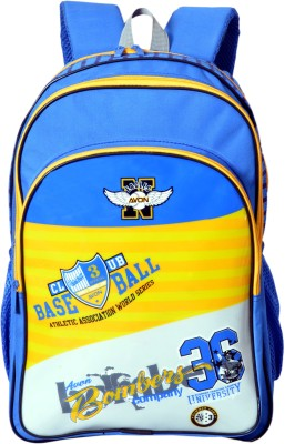 Avon Bombers Royal Blue & Yellow 25 L Backpack