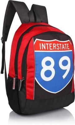 Suntop Sportstar 20 L Backpack(Black)