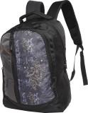 Zwart KASTER-ELE 25 L Backpack (Black)