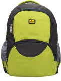 Elegant BP03 3 L Backpack (Grey, Green)