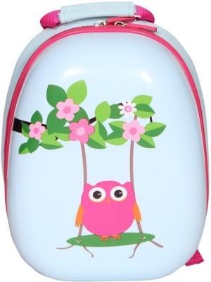 T-Bags Cute Owl Hard Shell 10.4 L Backpack