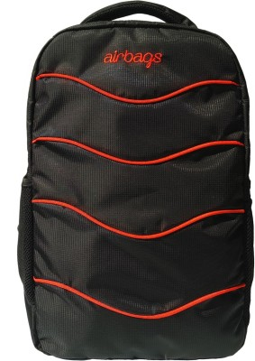 airbags scale 15.6 inch black laptop backpack 25 L Laptop Backpack
