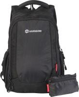 Harissons Zor 39 L Backpack(Black) best price on Flipkart @ Rs. 1539