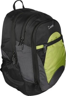 Zwart KROVEN 25 L Medium Backpack