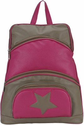 Naaz Bag Collection Rich Grace 4 L Backpack