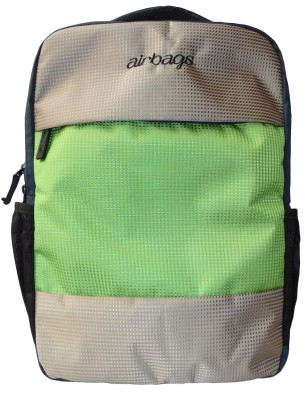 airbags 15.6 inch blue 27 L 27 L Laptop Backpack