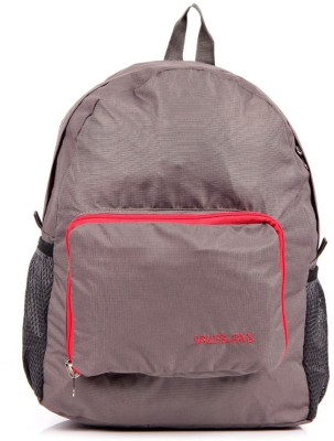 Walletsnbags Checker Foldable 2.5 L Backpack