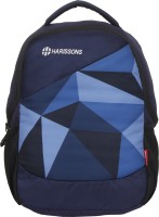 Harissons Pyramid 29 L Backpack(Blue) best price on Flipkart @ Rs. 1169