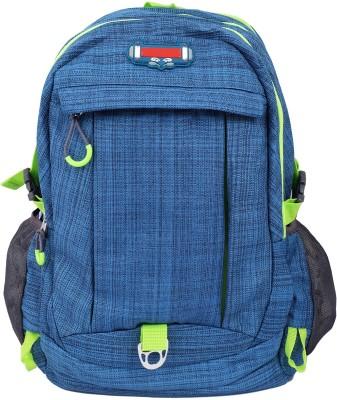 Super Drool Blue Slab Trek and Travel Series 10 L Backpack