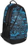 Gear Campus 1 22 L Backpack (Black, Blue...